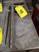 """LOT (3) 24"""" BESSEY C-CLAMPS"""