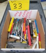 LOT - ASSORTED REAMERS