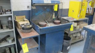LES POMPES S.A.P. LTEE UNIVERSAL TOOL CLEANER, MODEL 3000, 115V, S/N 12-18 (MACHINE SHOP)