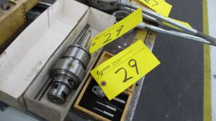 AUTAL TAPPING ATTACHMENT TYPE A AND ARNOLD RAWYLER & CO. MASCHINEN & APPARATEBAY BRUGG-BIEL CHUCK