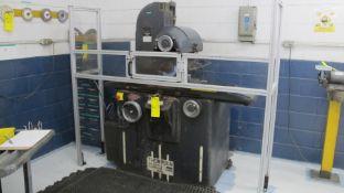 "THOMPSON GRINDER COMPANY SURFACE GRINDER, ECLIPSE 18"" X 6"" MAGNETIC CHUCK, S/N 1141, 575V (MACHINE"