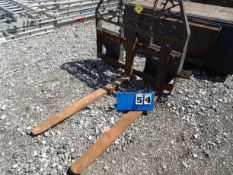 BRADCO QUICK CHANGE SKID STEER FORK ATTACHMENTS