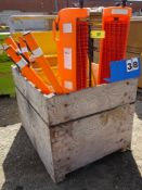 RAPID ROLL BARRIERS AND SAFETY FENCING ETC.