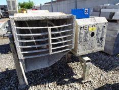MELO MORTAR MIXER P/W HONDA GAS POWERED ENGINE