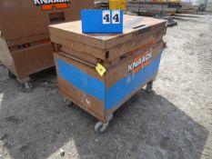 KNAAK MODEL 4830 JOBMASTER CHEST ON CASTERS