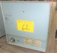 GULLCO MODEL 125 ELECTRODE STABLIZING OVEN