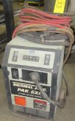 THERMAL ARC PAX 5XR PLASMA CUTTER W/ CART AND CABLES