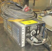 OMARK INDUSTRIES KSM NO MARK S STUD WELDER W/ CABLES AND GUN
