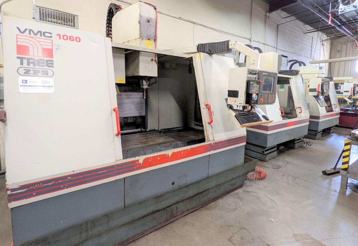 Complete CNC Machine Shop
