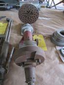 Lot of 2: (1) Yuasa Radius & Grinding Wheel, (1) Indexer