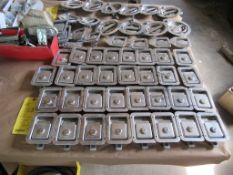 Lot of Hardware: Latches & Handles
