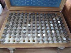 Minus Box Pin Gauges, Model M-3