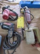 Lot of 4: Hand Tools