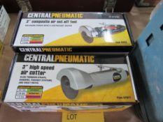 Lot of 2: Hand Tools Mfg: Central Pneumatics