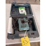 Drill Doctor 500 Drill Bit Sharpener 120V, 1.75A, 60HZ