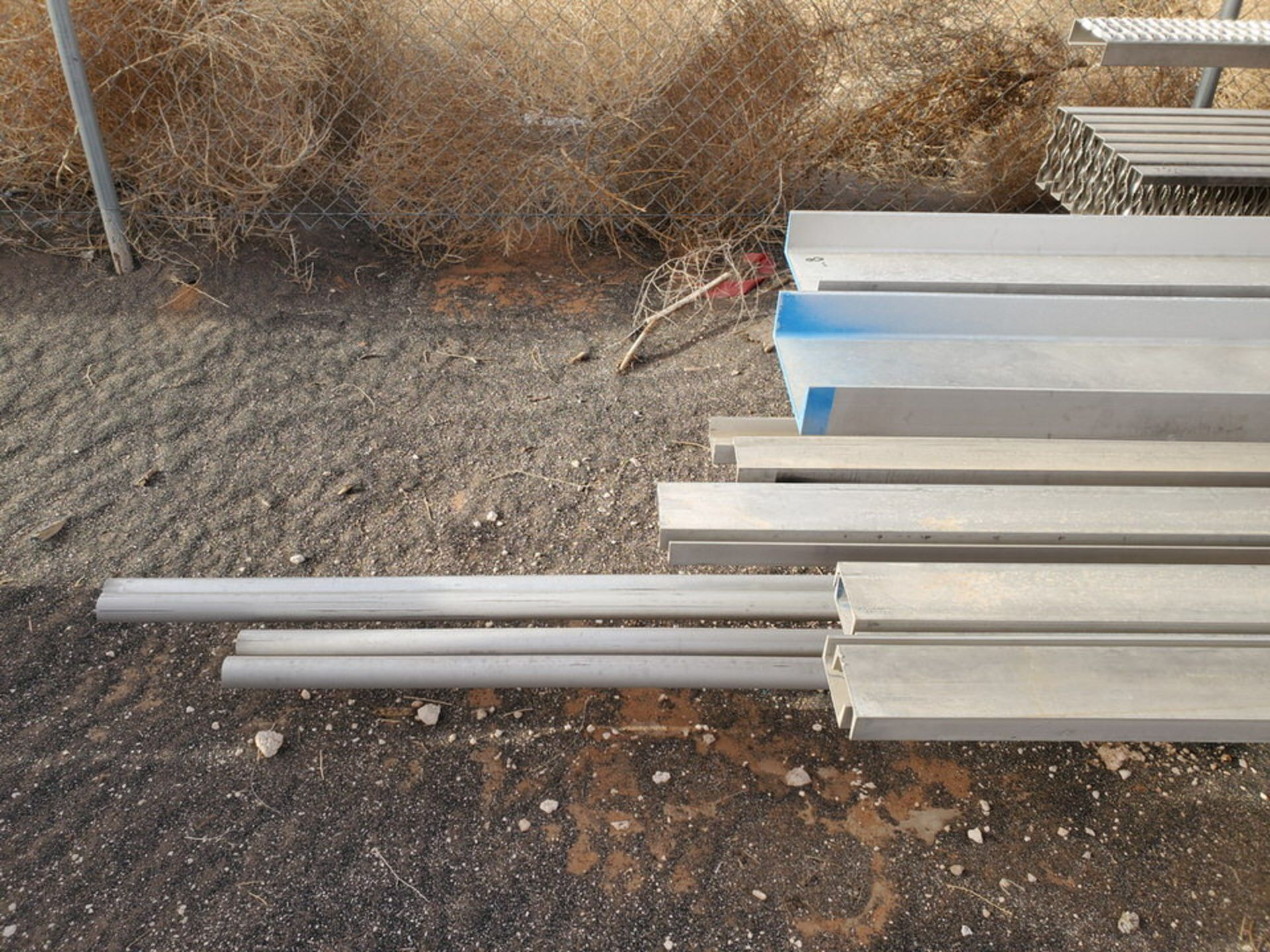 Assorted Matl. To Include But Limited To: S/S Channel, Pipe, Angle, Tubing, Rods, etc.(Rack - Image 4 of 19