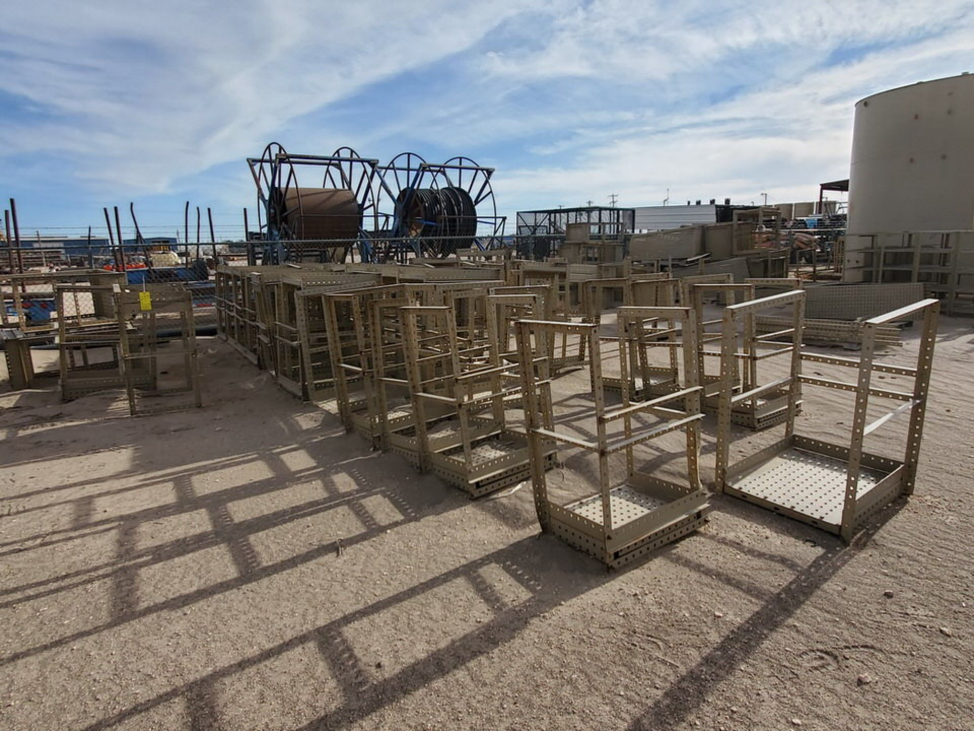 Disassembled Catwalk Sections - Image 2 of 12