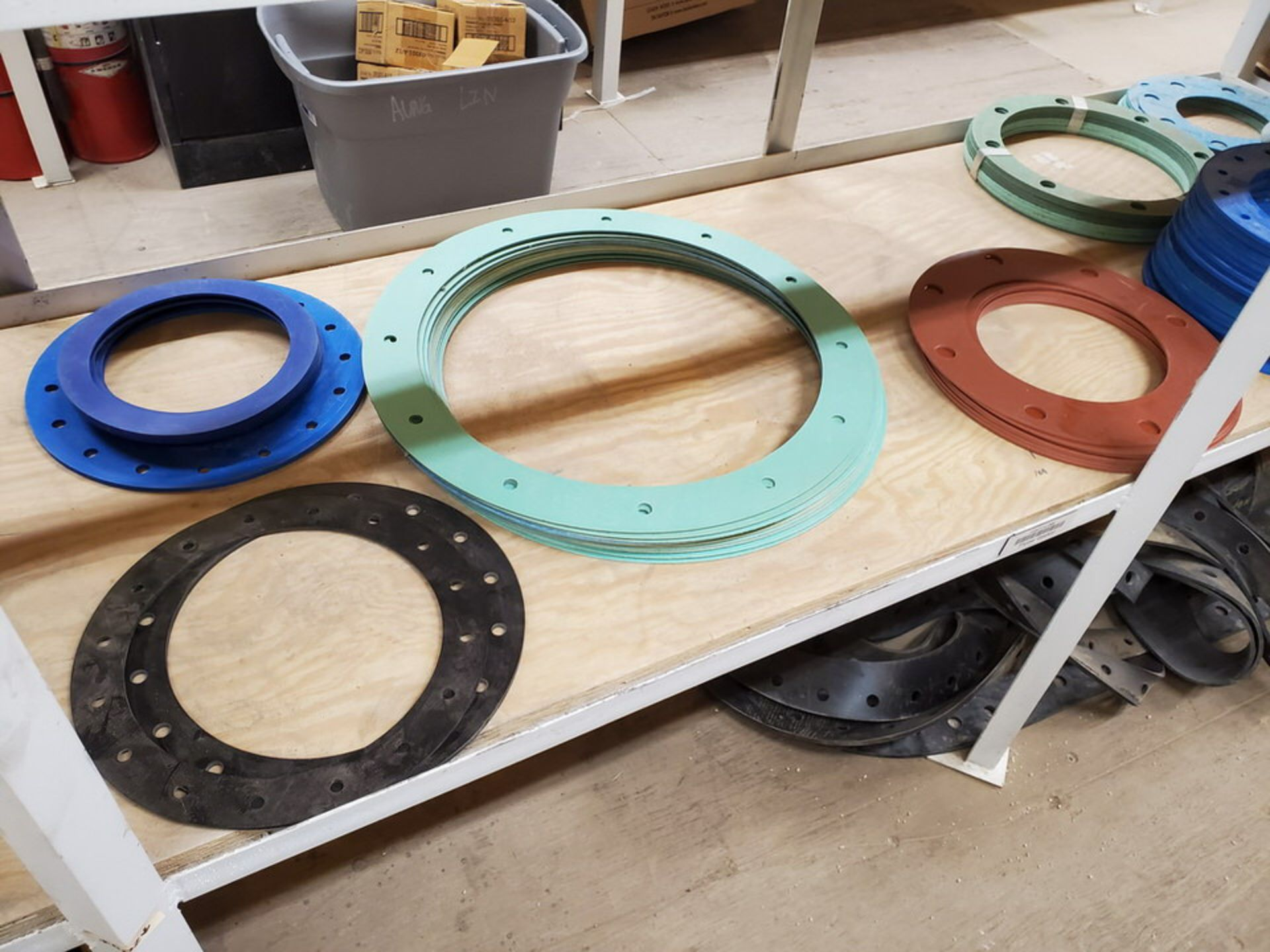 """Assorted Gaskets 9"""" - 48""""; W/ Assorted Springs - Image 3 of 13"""