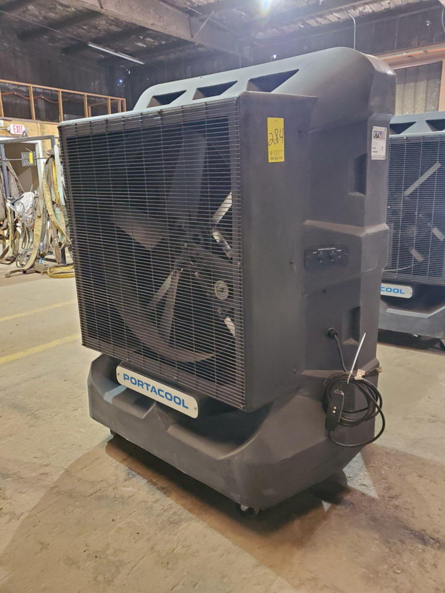 Portacool Cyclone 160 Portable Evaporative Cooler 115V, 60HZ, 7.3A - Image 4 of 7
