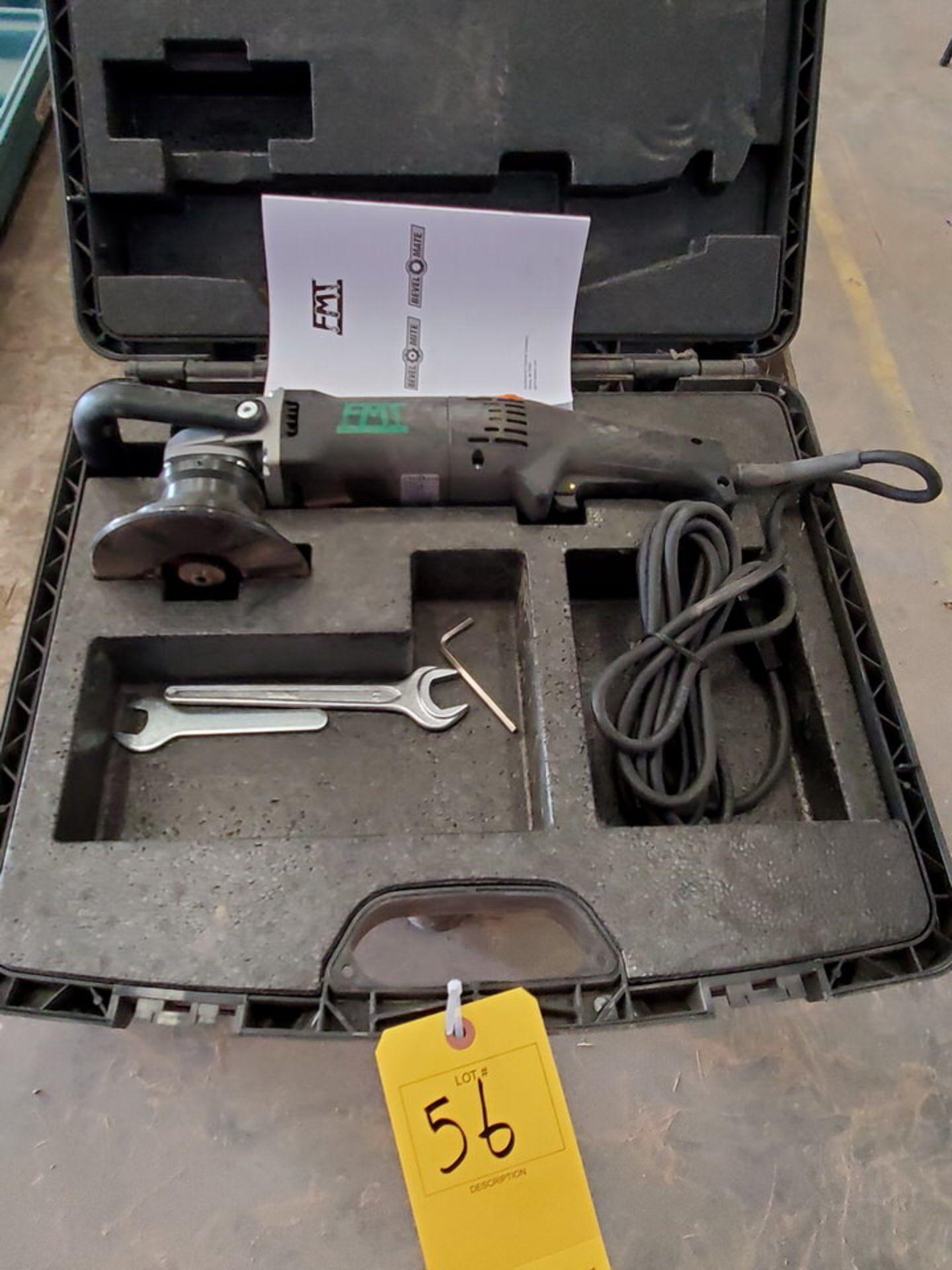 FMT EBA-12S 6-Speed Handheld Bevel Mate 120V, 12A, 60HZ