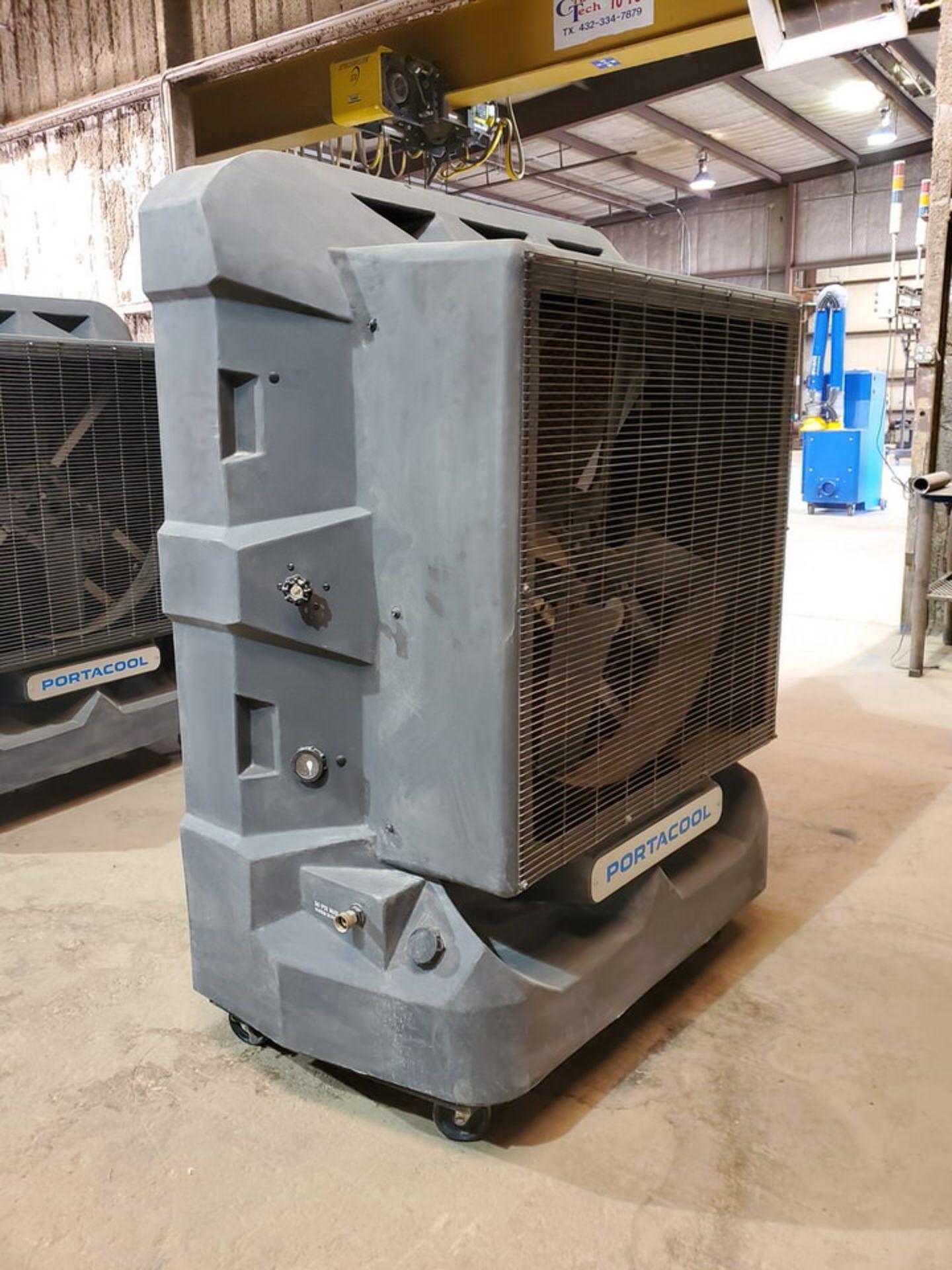 Portacool Cyclone 160 Portable Evaporative Cooler 115V, 60HZ, 7.3A - Image 3 of 7
