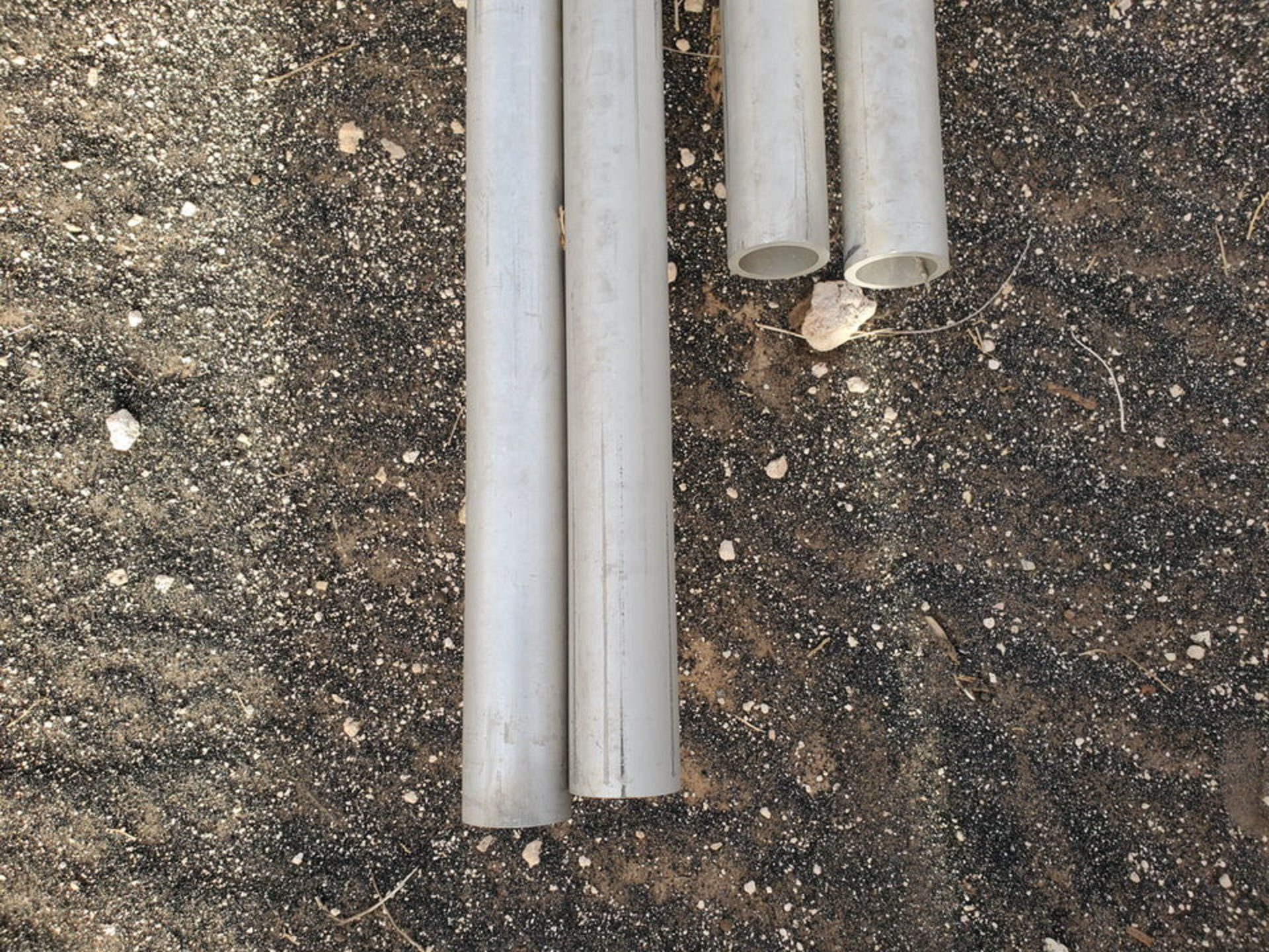Assorted Matl. To Include But Limited To: S/S Channel, Pipe, Angle, Tubing, Rods, etc.(Rack - Image 11 of 19