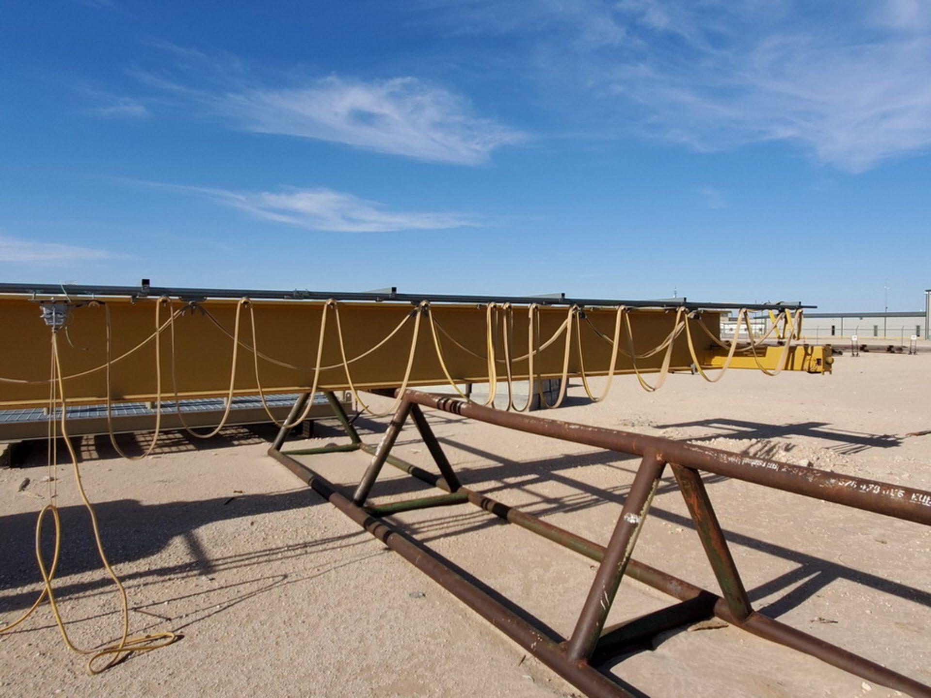 R & M 10 Ton Top Riding Bridge Crane Approx. 66' x 10'L - Image 30 of 39