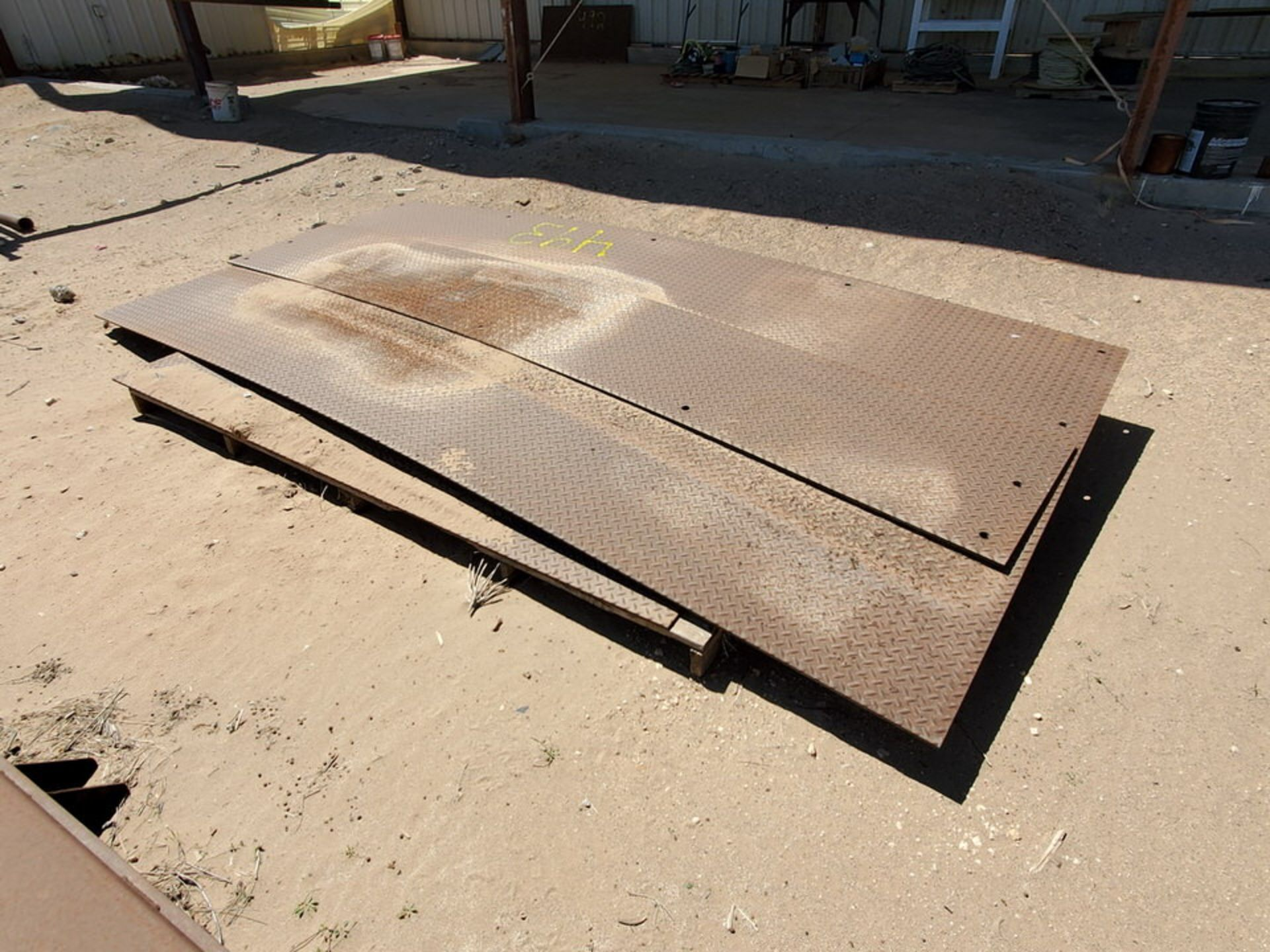 Floor Plates Size Range: 13'L, 2' - 6'W - Image 5 of 6