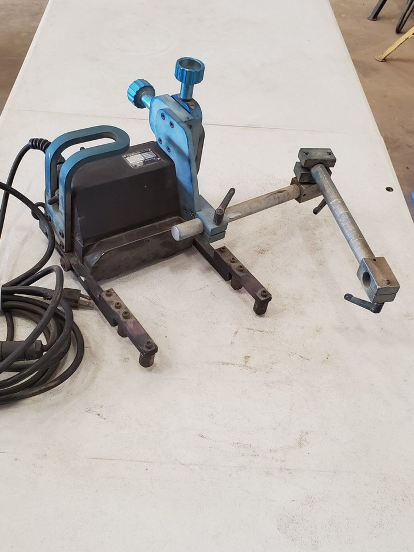 Steelmax Lil Runner Portable Fillet Welding Carriage 115-230V, 50/60HZ, 20W, .09-.18A - Image 5 of 7