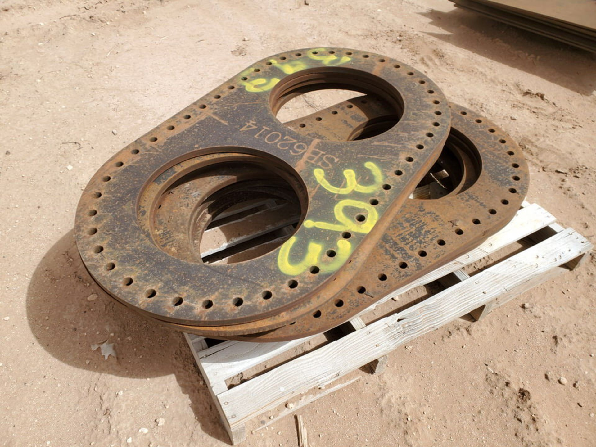 """(14) 16"""" I.D. Double Flanges 48"""" O.D. - Image 5 of 5"""