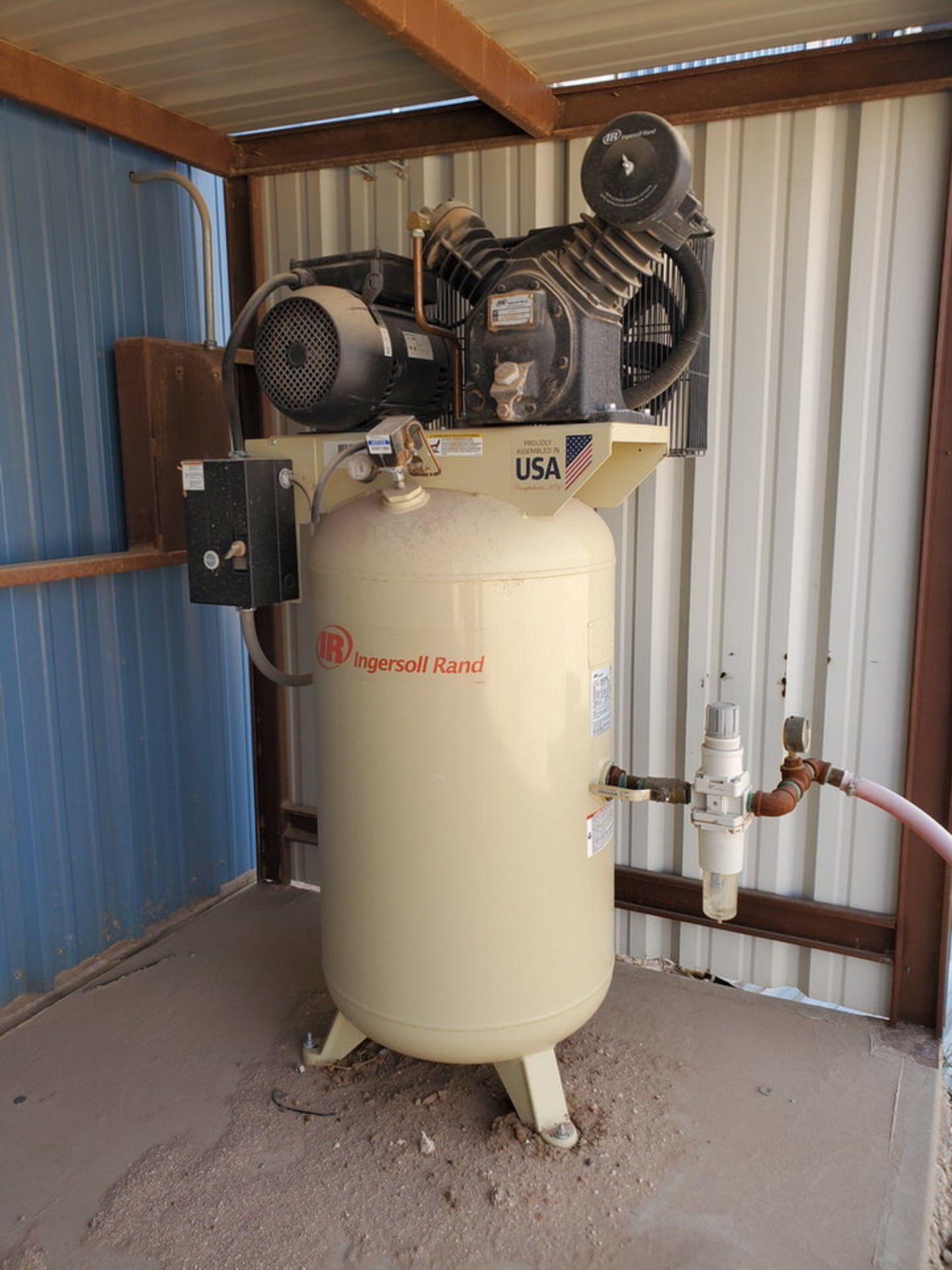 IR Air Compressor 230V, 60HZ, 1PH, 175 MAWP - Image 2 of 4