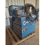 Miller Gold Star 302 Multiprocessing Welder No Tag