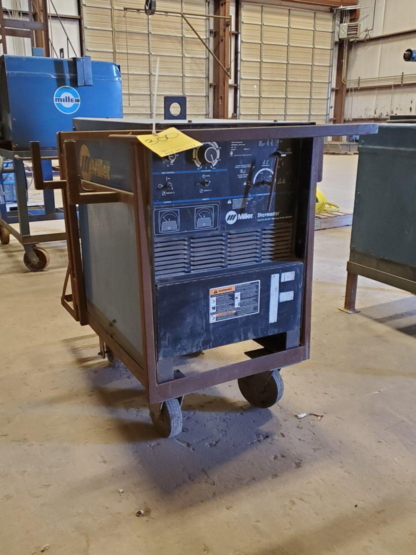 Miller Shopmaster 20 Multiprocessing Welder 200/230/460V, 105/91.2/45.6A, 1PH - Image 2 of 6