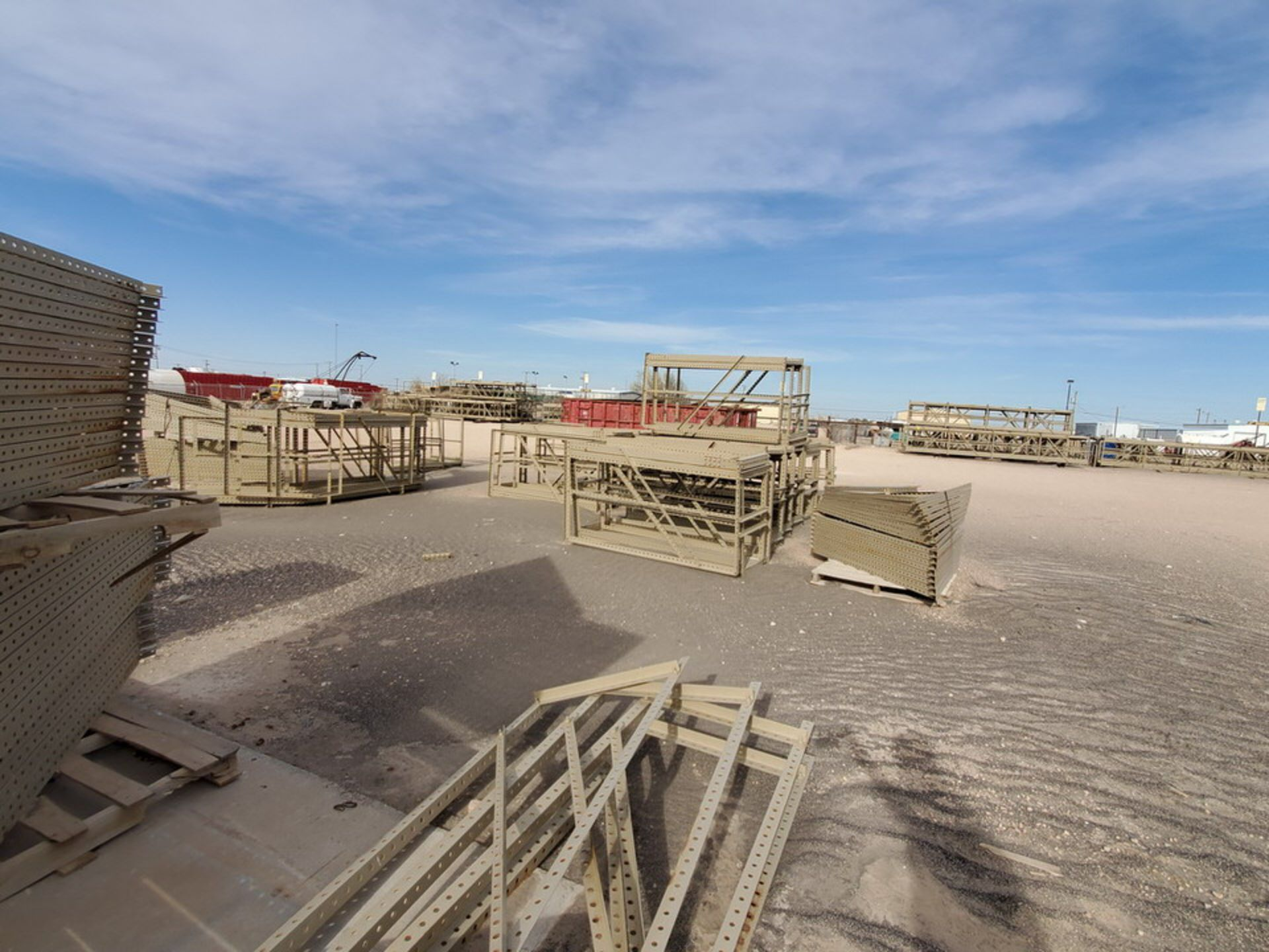 Disassembled Catwalk Sections - Image 7 of 20