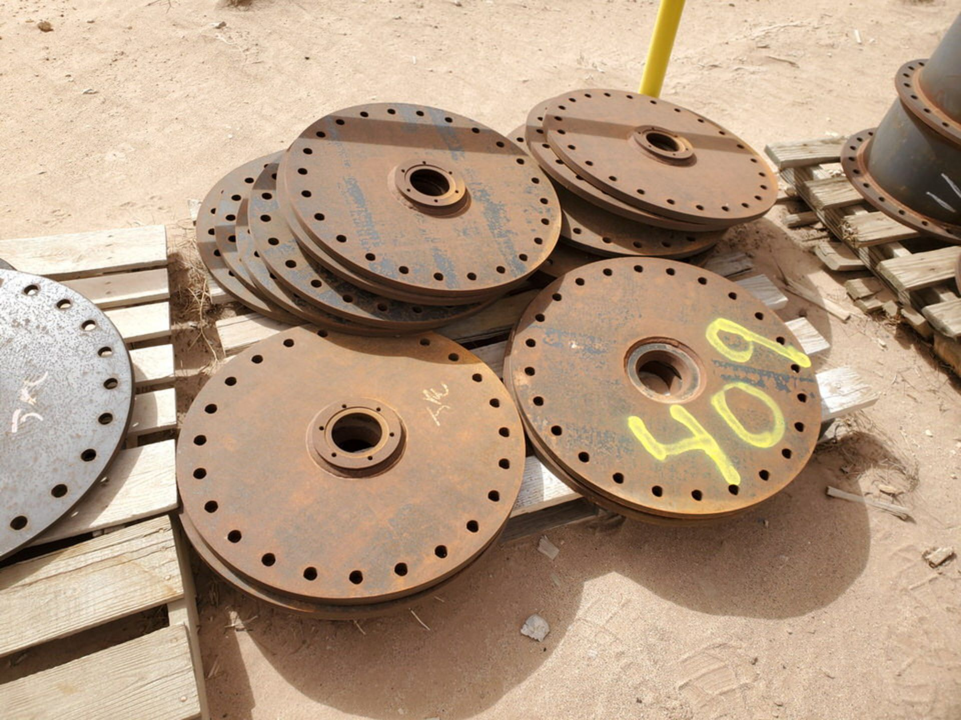 "(20) Flanges 3"" x 23-1/8"" O.D. - Image 7 of 11"