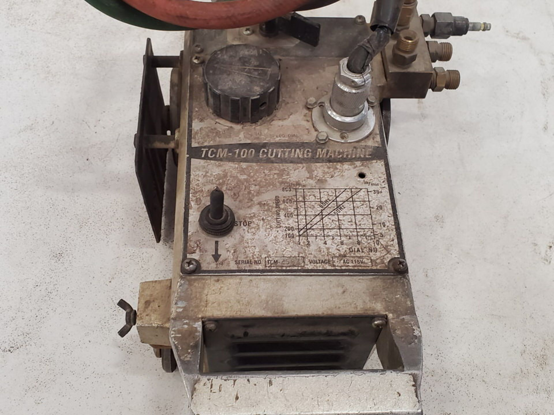 Profax Portable Track Cutting Machine 115V - Image 4 of 5