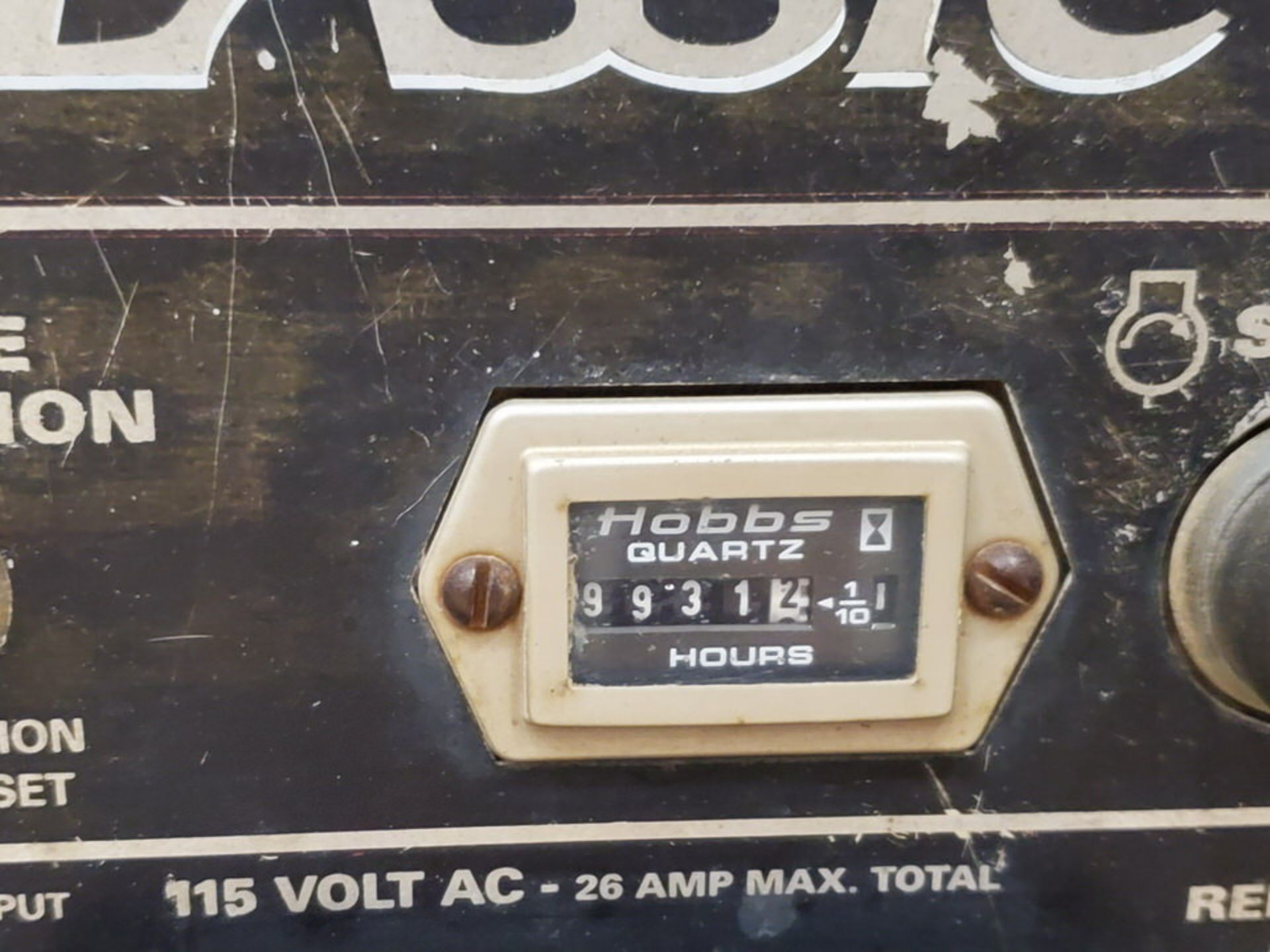 LE Classic 300D Multiprocessing Welder 115/230V, 26/13A; 4 Cyl Kubota Engine, 800RPM - Image 7 of 9