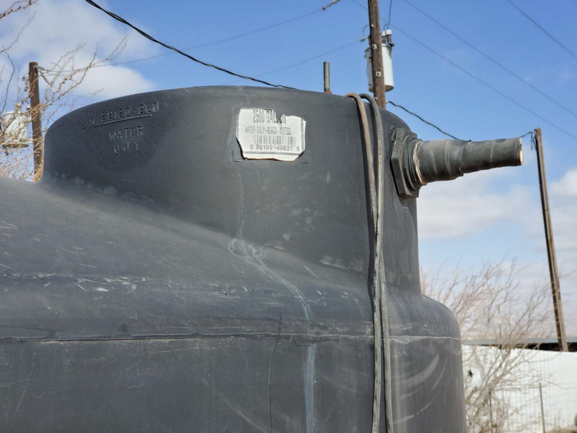 Water Tank 2500Gal - Image 4 of 6