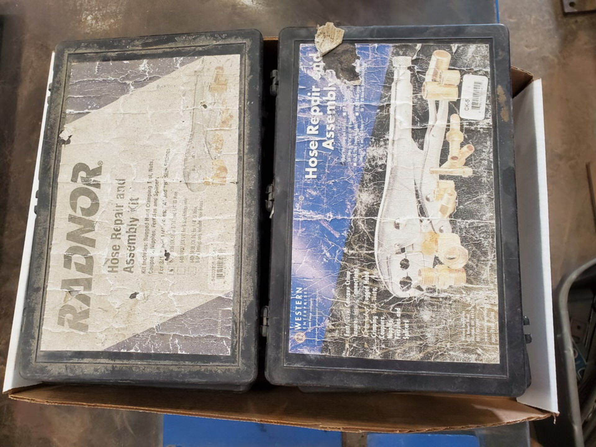 Radnor & Frostar (7) Hose Repair & Assy Kits - Image 3 of 4