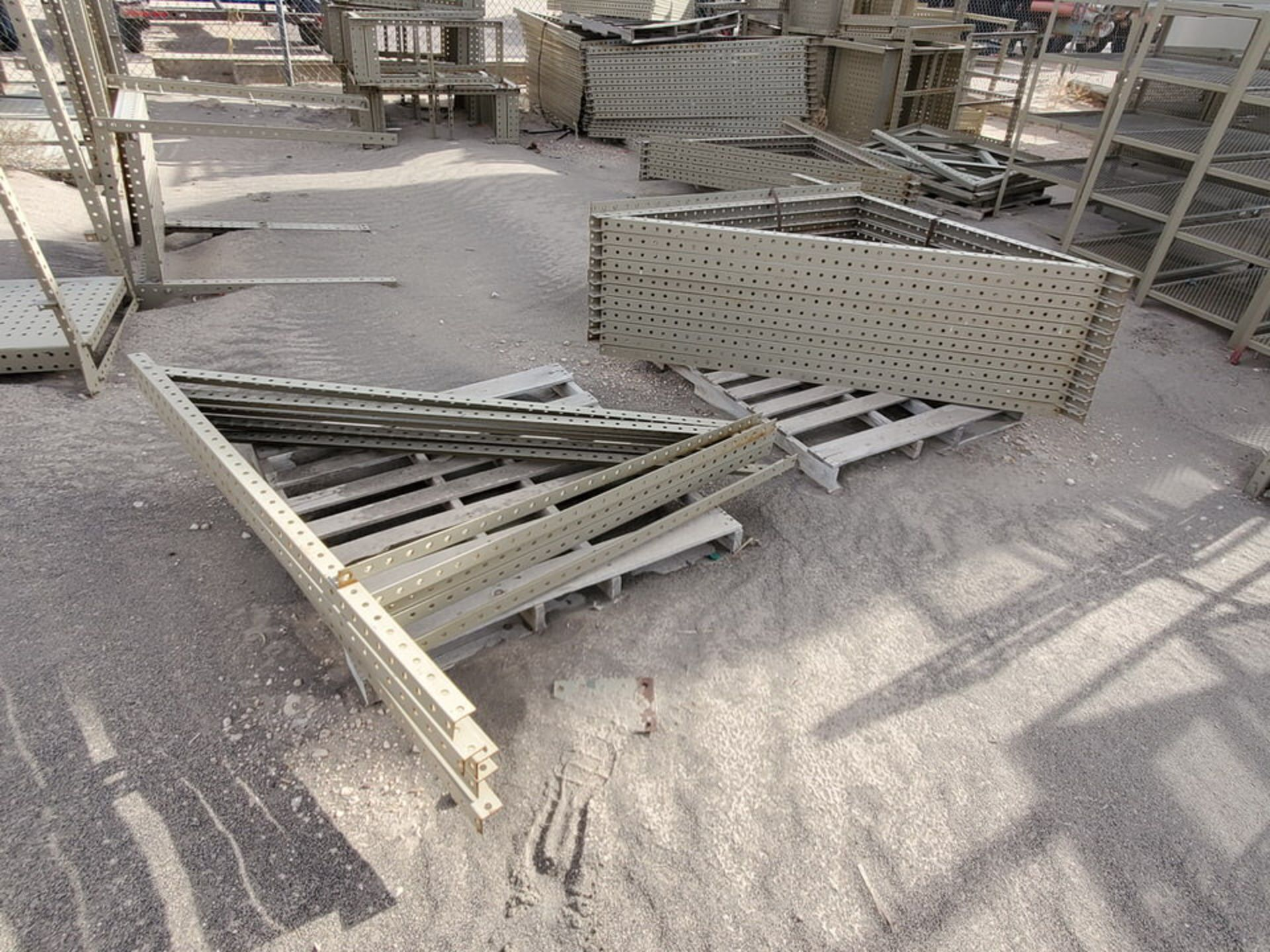 Disassembled Catwalk Sections - Image 6 of 12