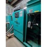 Sullivan Palatek SP20-250 Air Compressor 460V, 3PH, 60HZ, 250HP, 315/(13.8)A; 2,865hrs