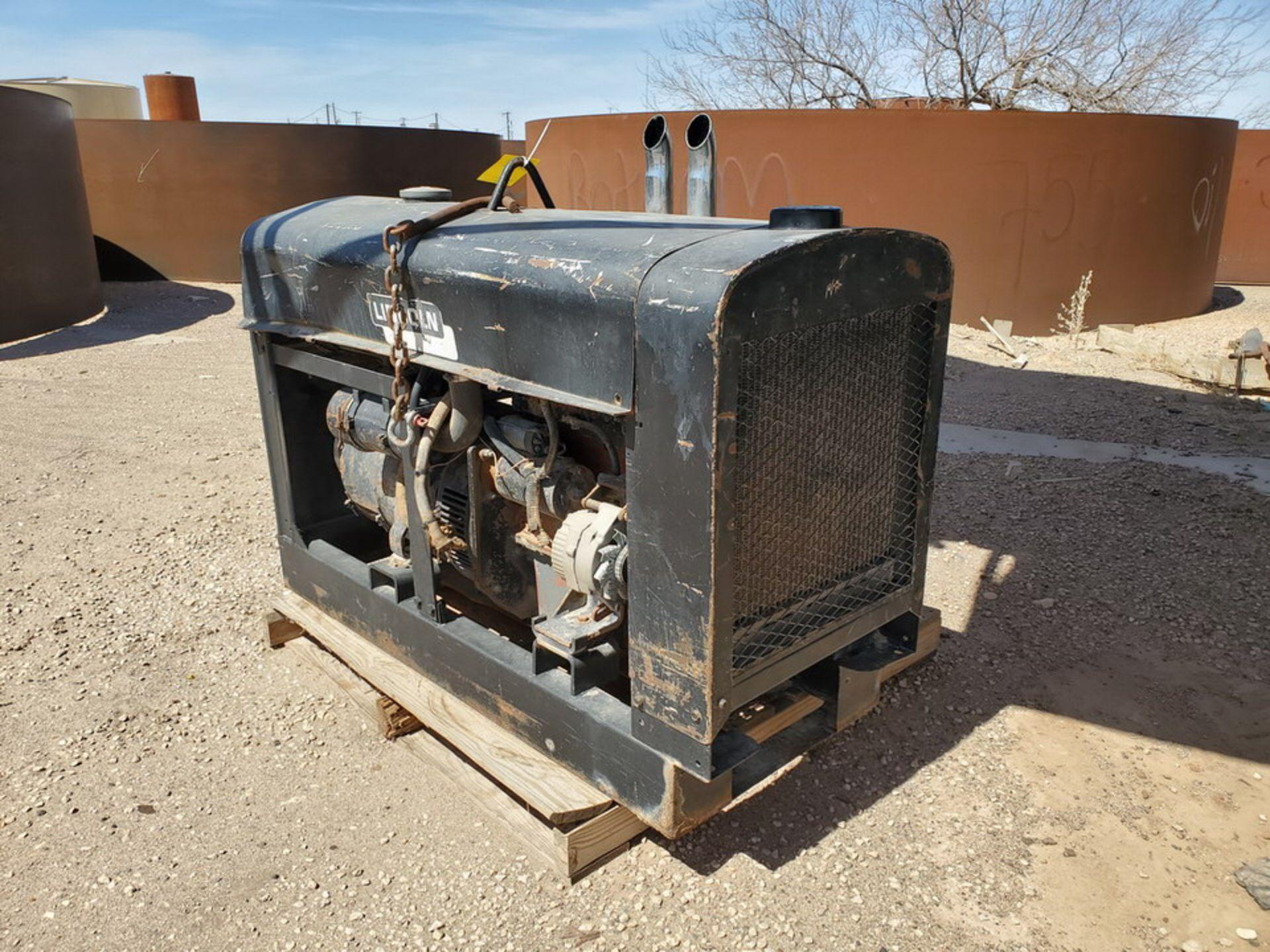Lincoln Sa-250D3.152 Arc Welder - Image 5 of 11