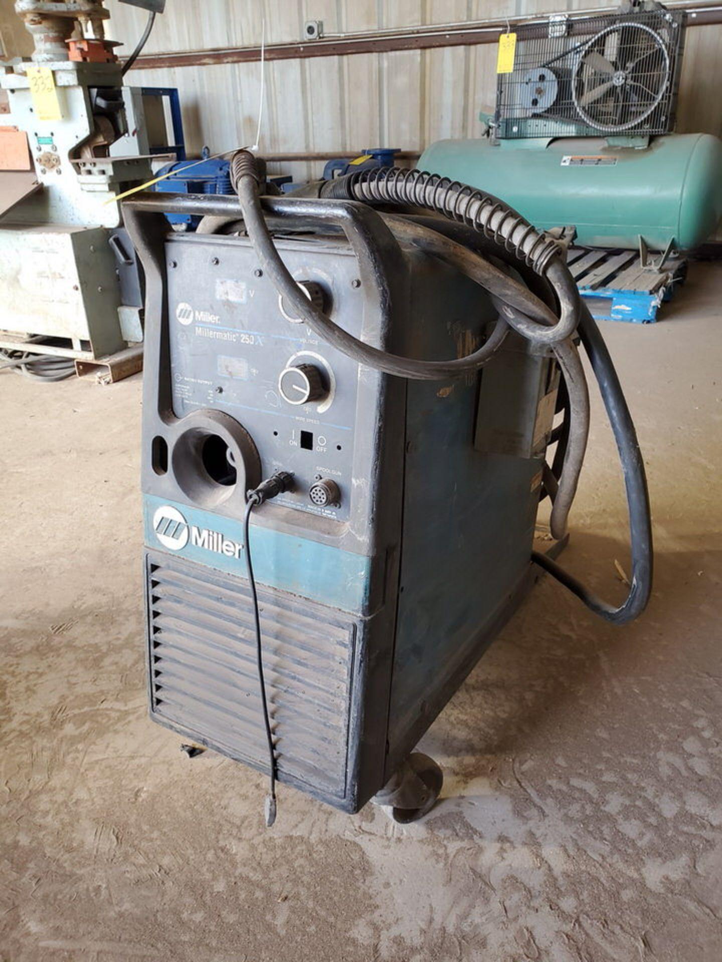 Miller Millermatic 250 Plasma Cutter 200/230V, 48/42A, 1PH, 60HZ - Image 3 of 7