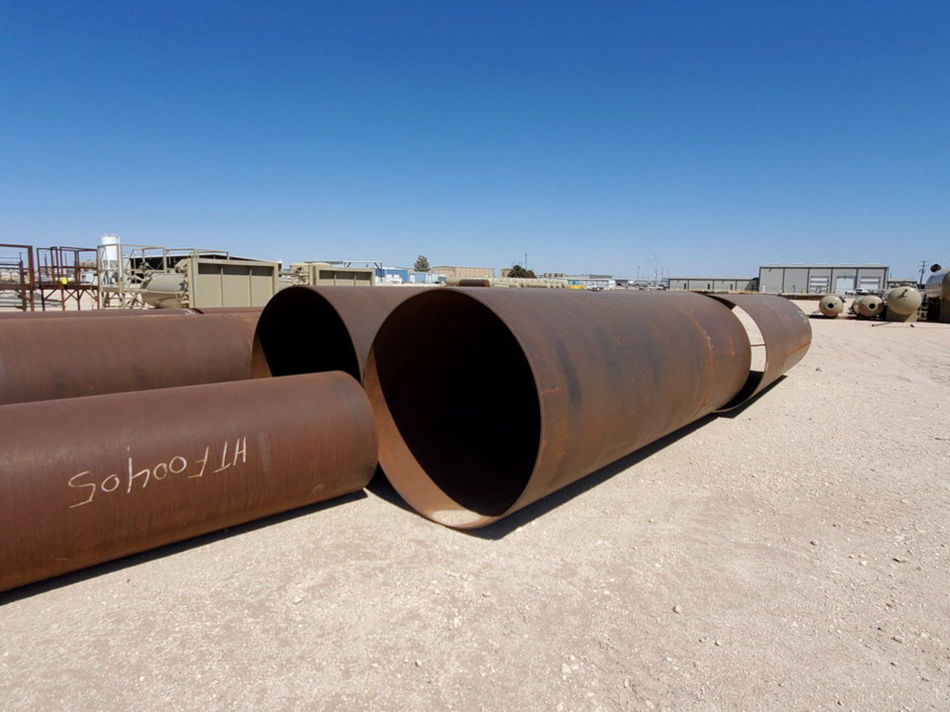 "(12) Tank Cylinders Size Range: 36"" - 60""O.D., 10' - 15'L - Image 15 of 18"