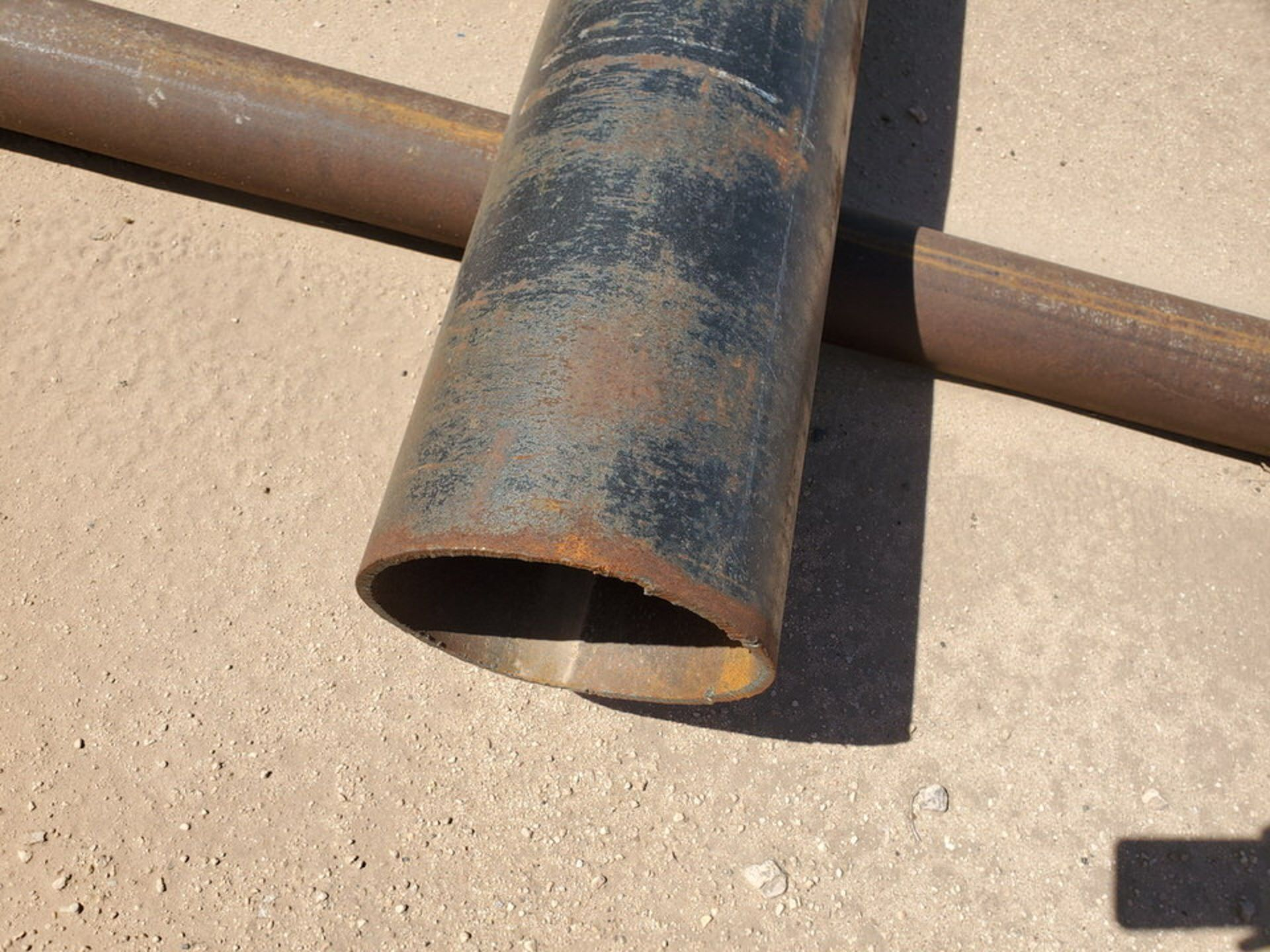 Assorted Stl Material To Include Butg Not Limited To: Pipe, Angle, Sq. Tubing, etc.; Size Range: - Image 10 of 12