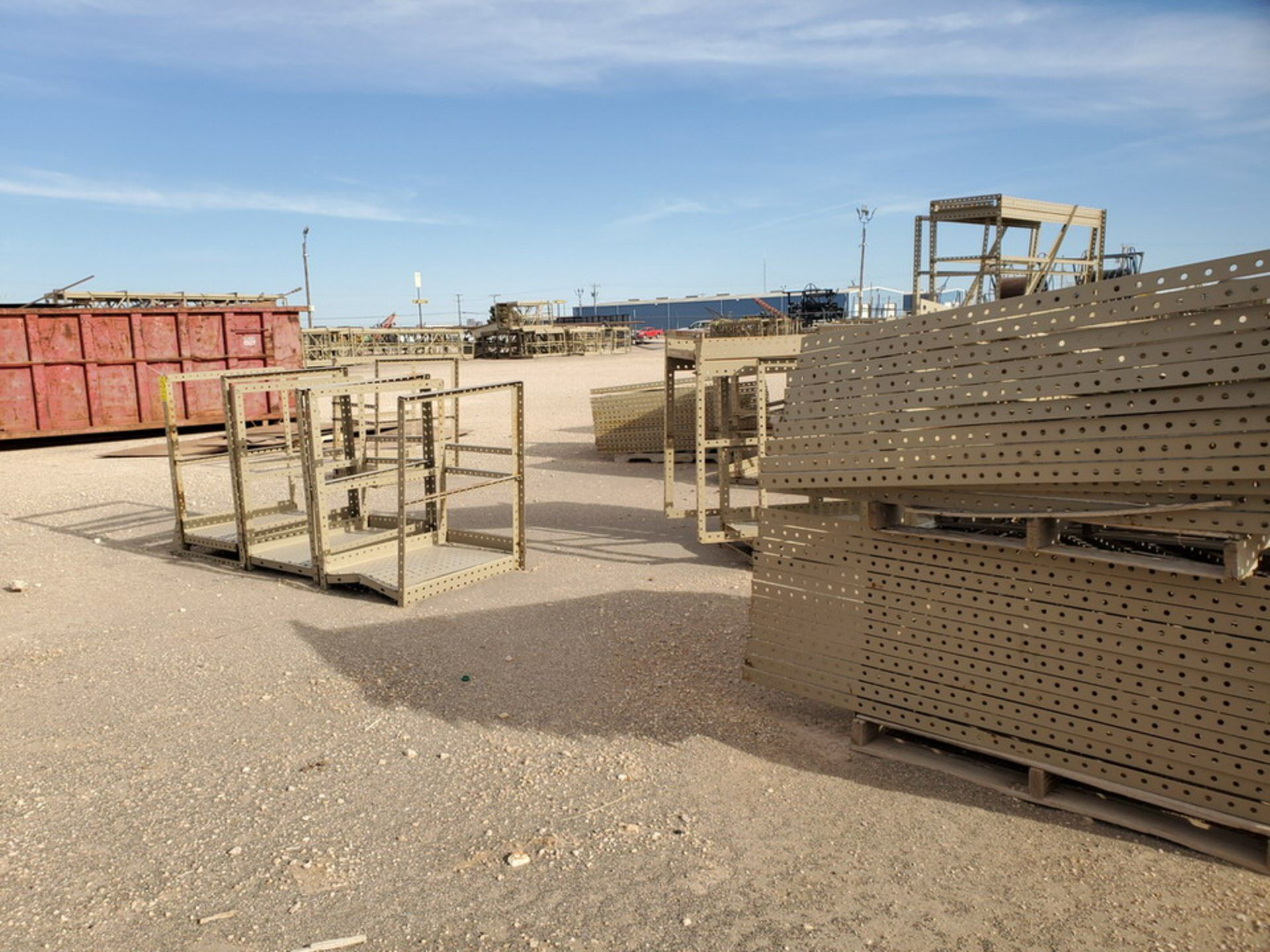 Disassembled Catwalk Sections - Image 15 of 20