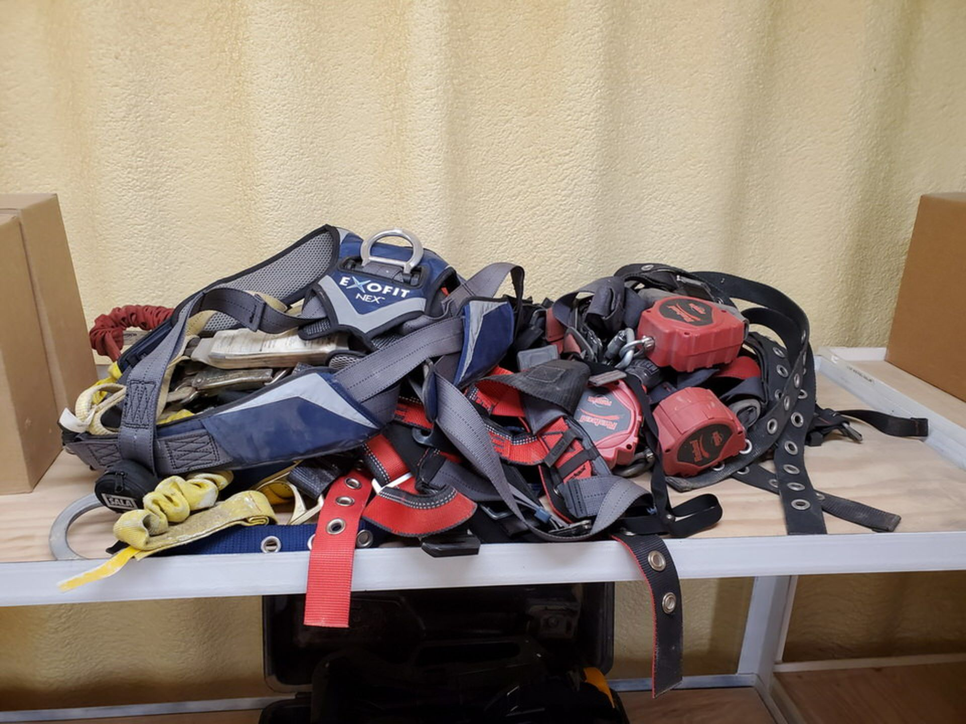 Minilite & Other Assorted Self-Retracting Lanyards - Image 3 of 5
