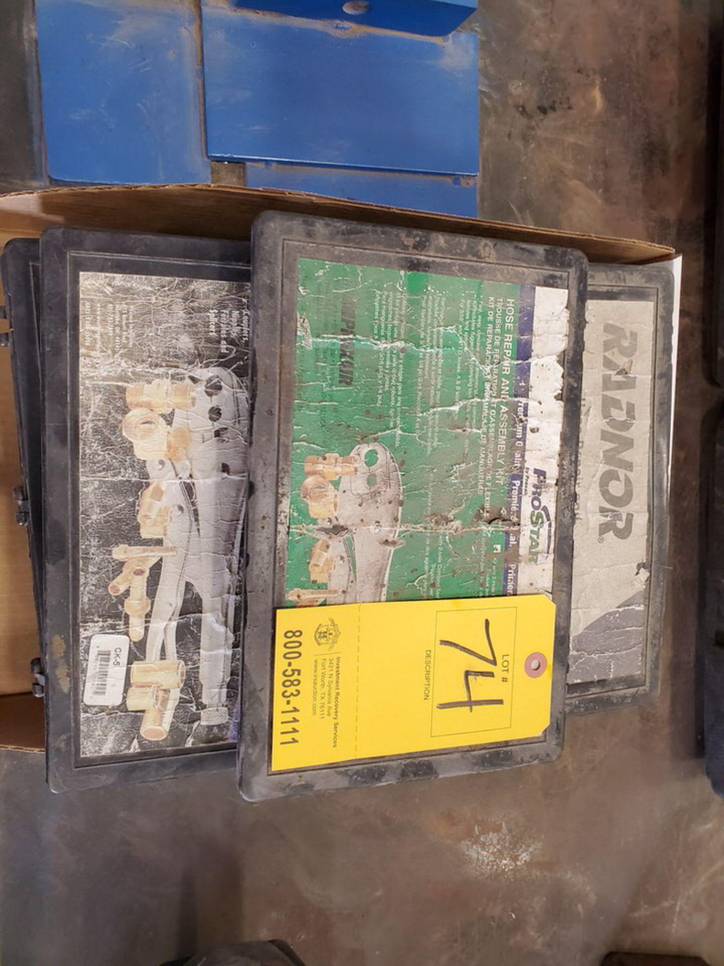 Radnor & Frostar (7) Hose Repair & Assy Kits
