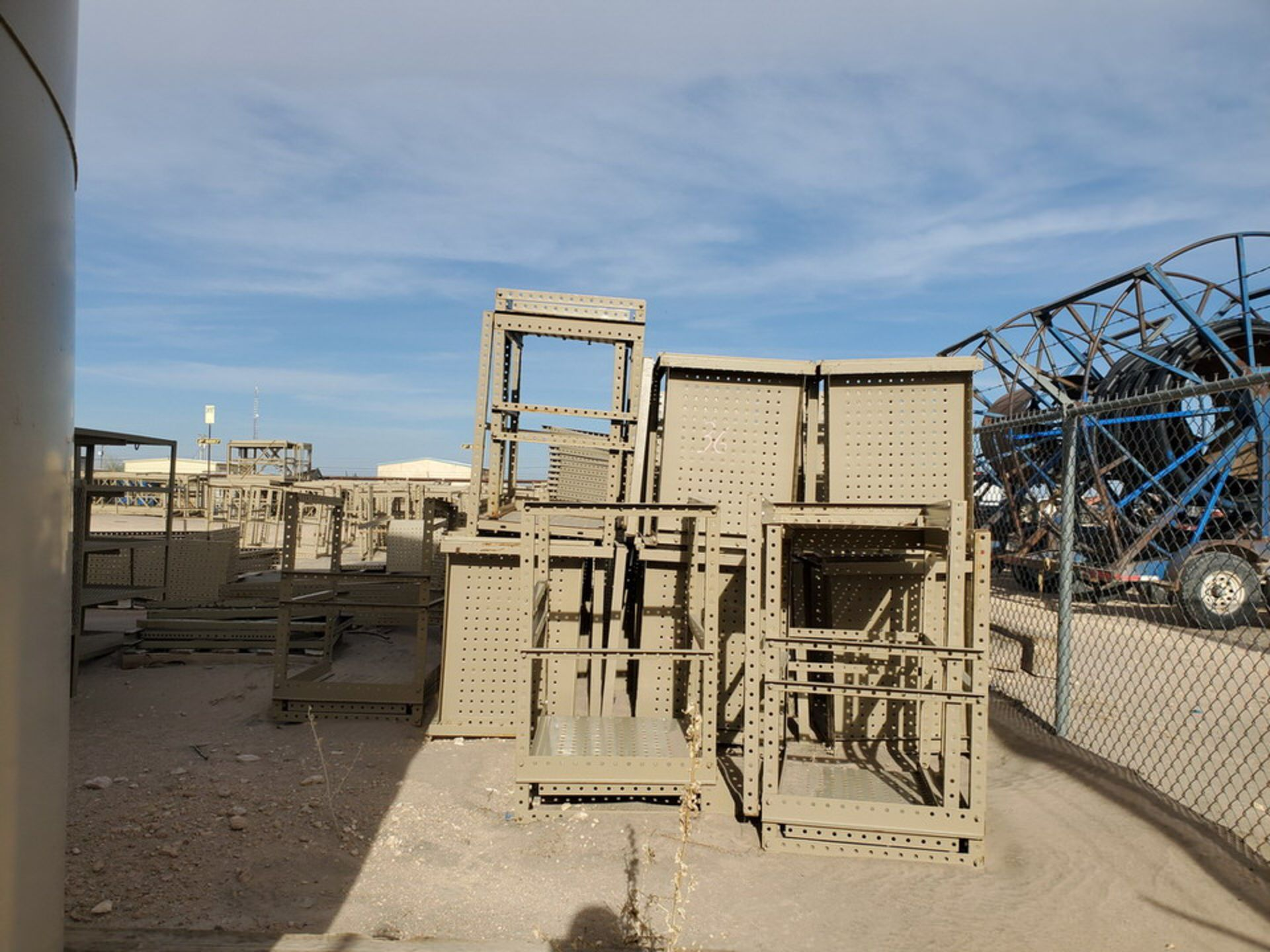 Disassembled Catwalk Sections - Image 12 of 12