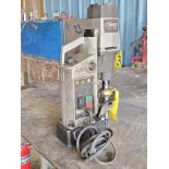 2006 Jancy Slugger USA-5 Mag Drill 115V, 11.7A, 50/60HZ, 1400W